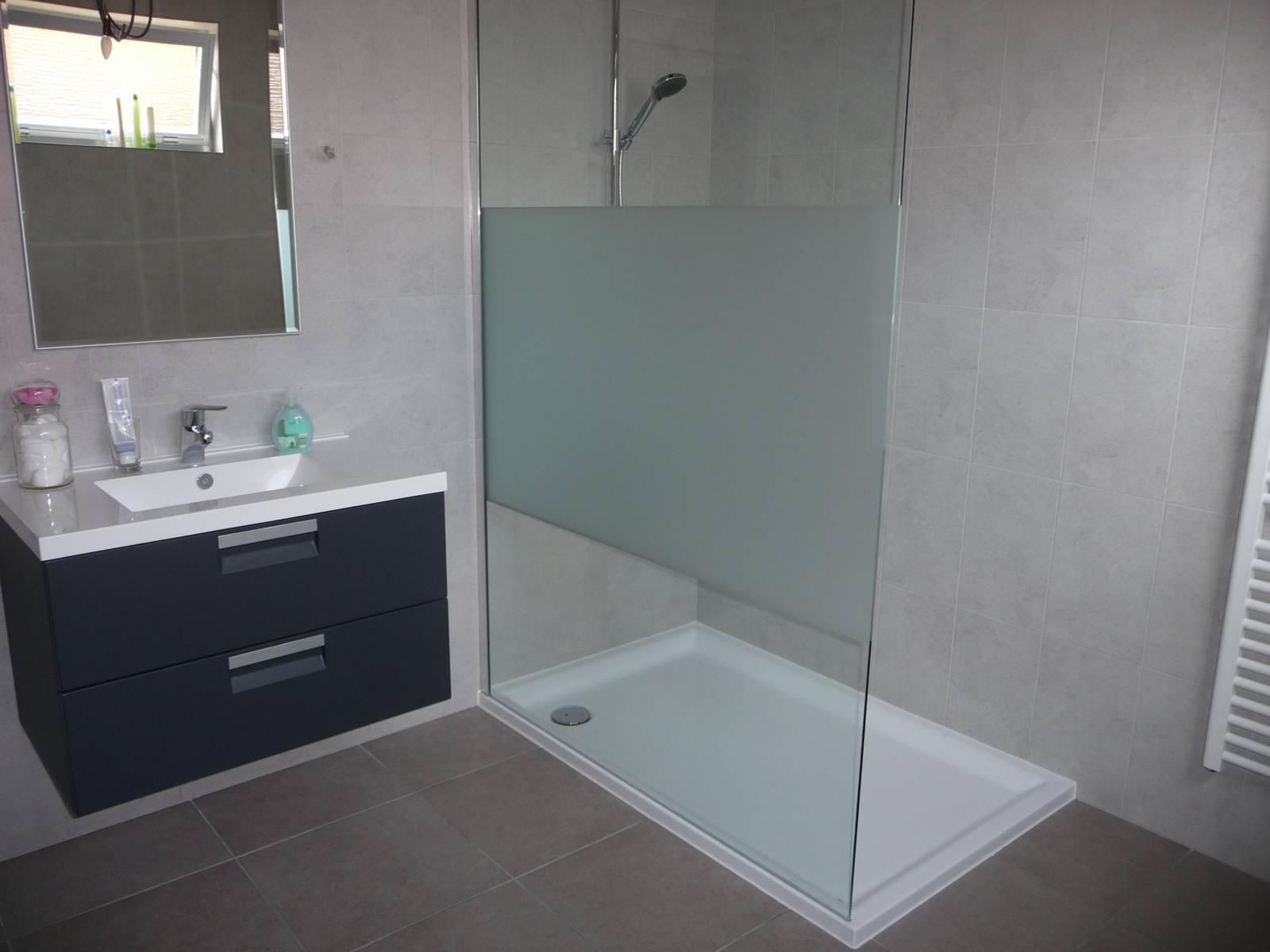 Sanitair - Bijvoorbeeld vlak badkamer ...